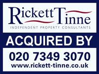 Properties acquired by Rickett Tinne on behalf of our clients