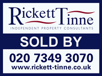 Properties sold by Rickett Tinne
